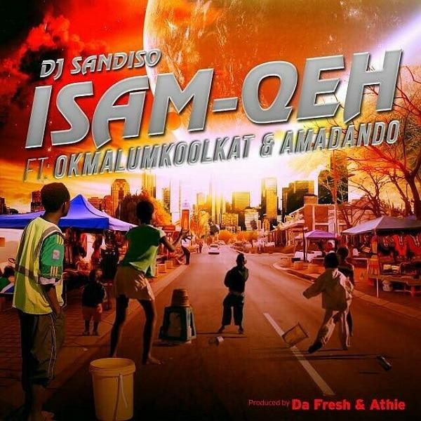 DJ Sandiso Isam Qeh Artwork