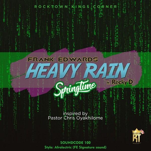 Frank Edwards Heavy Rain (Springtime) Artwork