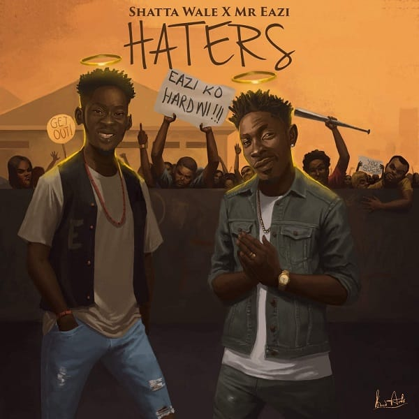 Shatta Wale & Mr Eazi Haters