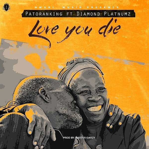 Patoranking Love You Die Artwork