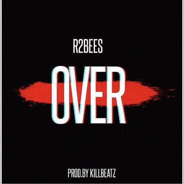 R2Bees Over Artwork