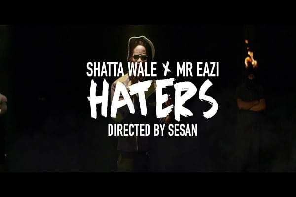 Shatta Wale x Mr Eazi Haters Video