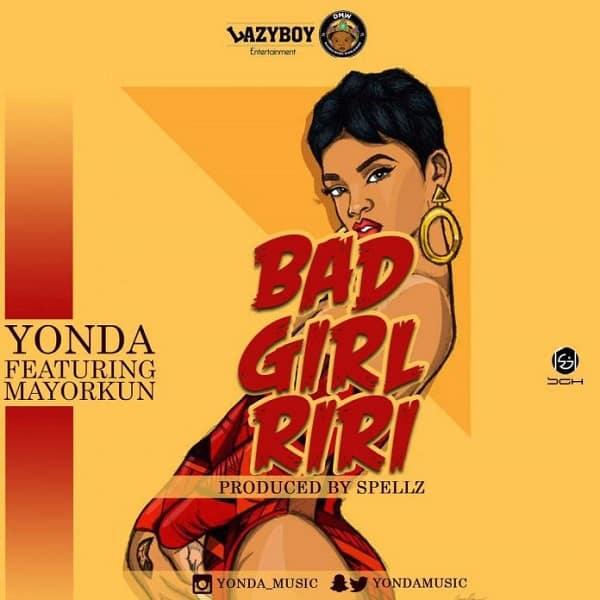 Yonda Bad Girl Riri Artwork