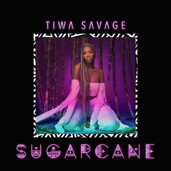 Tiwa Savage Sugarcane EP