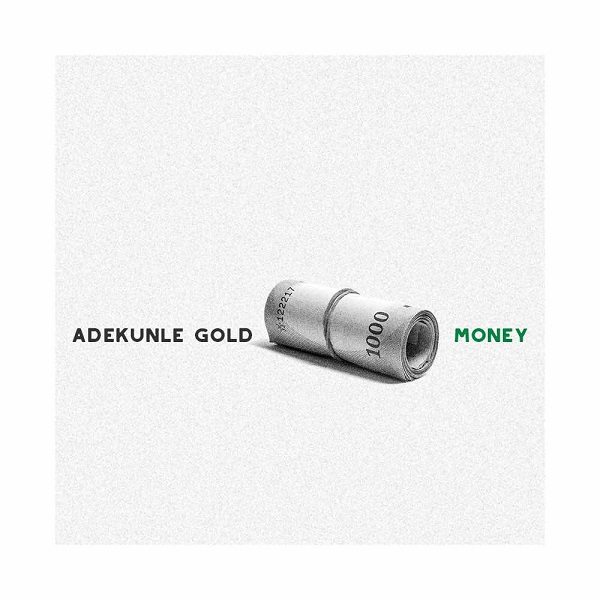 Adekunle Gold Money Artwork