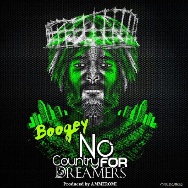 Boogey No Country For Dreamers Artwork
