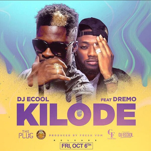 DJ Ecool Kilode Artwork