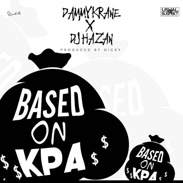 DJ Hazan x Dammy Krane Based On Kpa Artwork