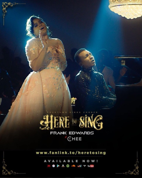 Frank Edwards ft. Chee – Here To Sing