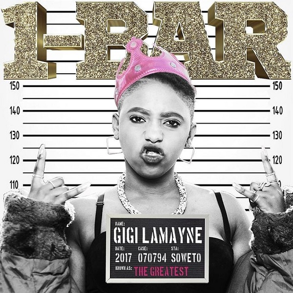 Gigi LaMayne 1 Bar Artwork