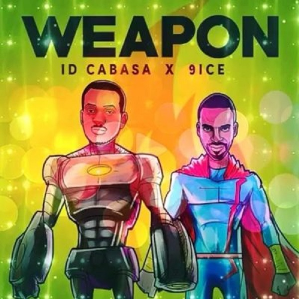 ID Cabasa 9ice Weapon