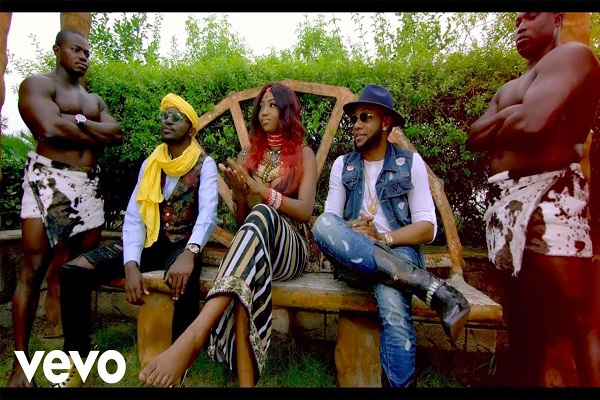 Kcee Wine For Me Video