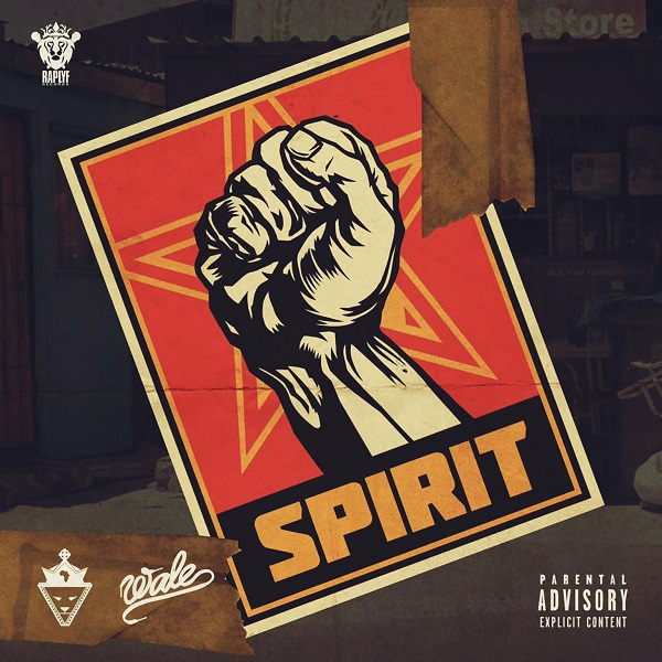Kwesta Spirit Artwork