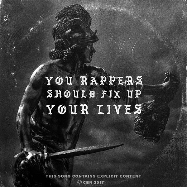 M.I Abaga You Rappers Should Fix Up Your Life Artwork
