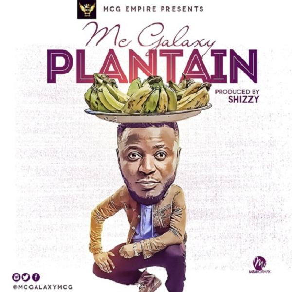 MC Galaxy Plantain Artwork