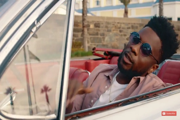 Maleek Berry Let Me Know Video