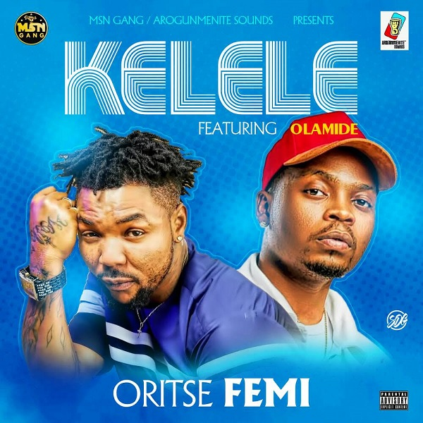 Oritsefemi Kelele Artwork