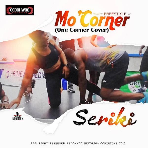 Seriki Mo Coner (One Coner Cover) Artwork