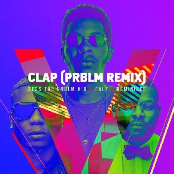 Sess Clap (Prblm Remix) Artwork