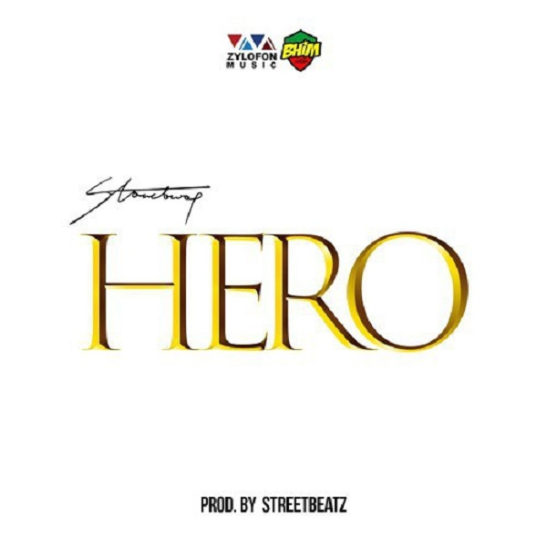 Stonebwoy Hero Artwork
