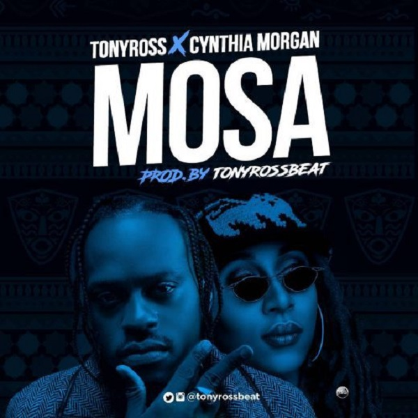 Tony Ross Cynthia Morgan Mosa
