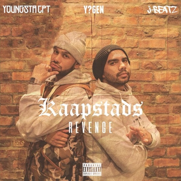 YoungstaCPT J-Beatz Kaapstads Revenge Artwork