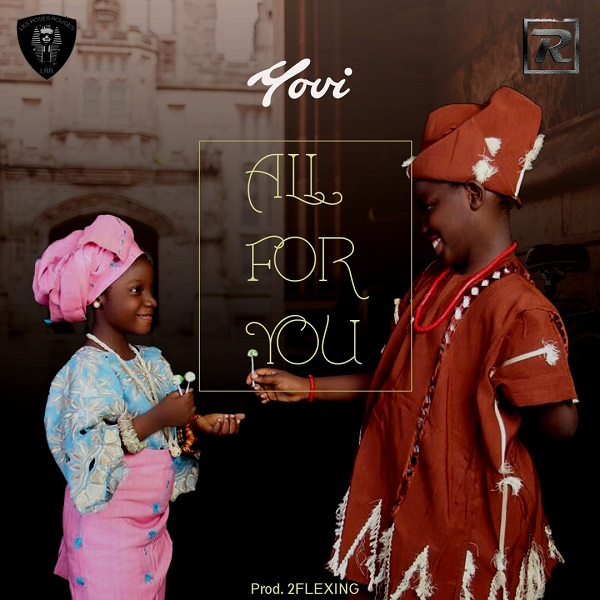 Yovi All For You Artwork
