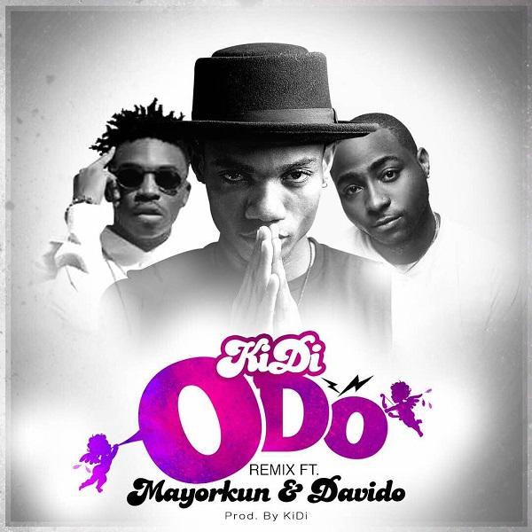 KiDi Odo Remix