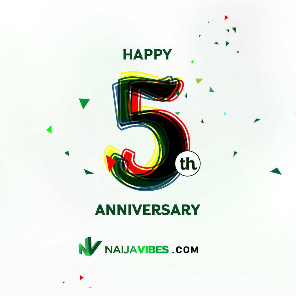 NaijaVibes 5th Anniversary