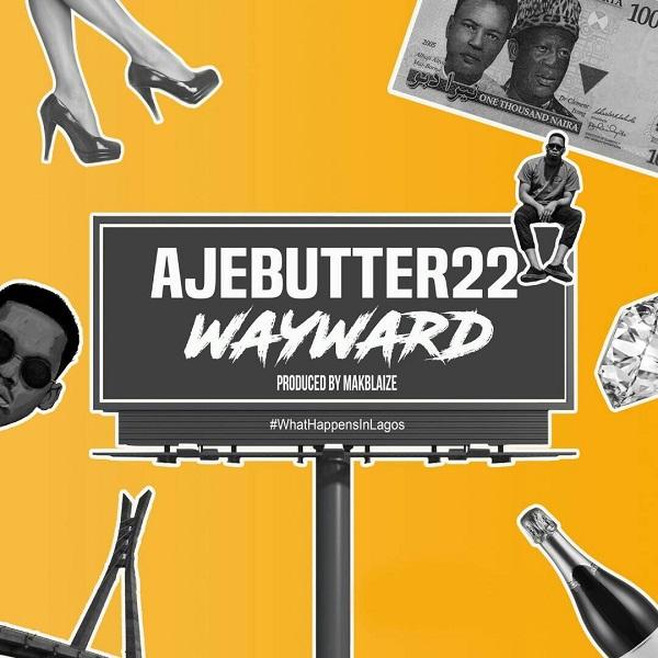 Ajebutter22 Wayward Artwork
