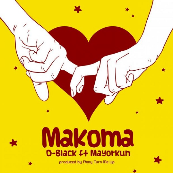 D-Black Makoma Artwork