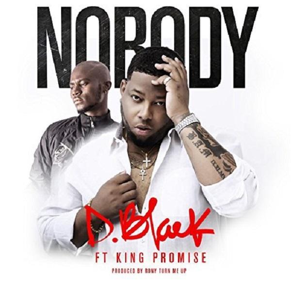 D-Black Nobody Artwork