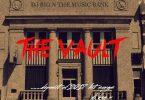 DJ Big N The Vault Mix Artwork
