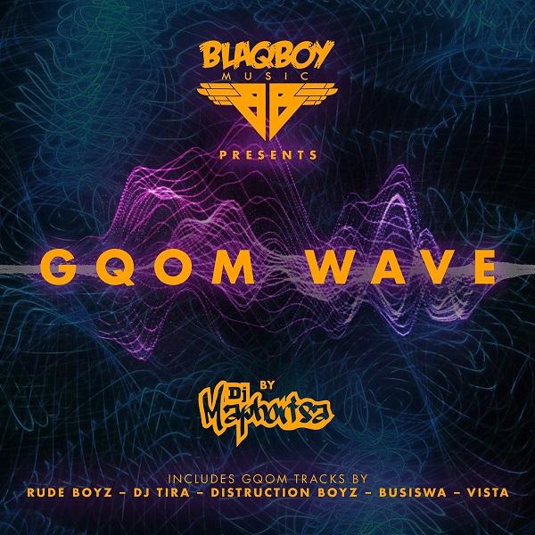 DJ Maphorisa Gqom Wave Album Artwork