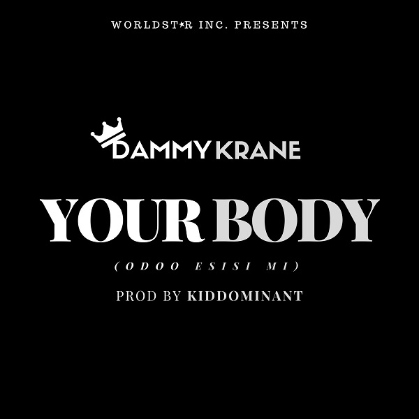 Dammy Krane Your Body (Odoo Esisi Mi) Artwork
