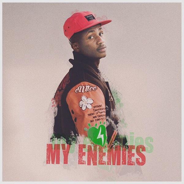 Emtee My Enemies Artwork