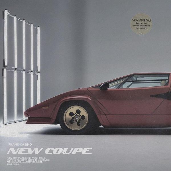 Frank Casino New Coupe Artwork