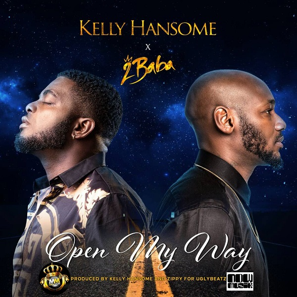 Kelly Hansome Open My Way Artwork