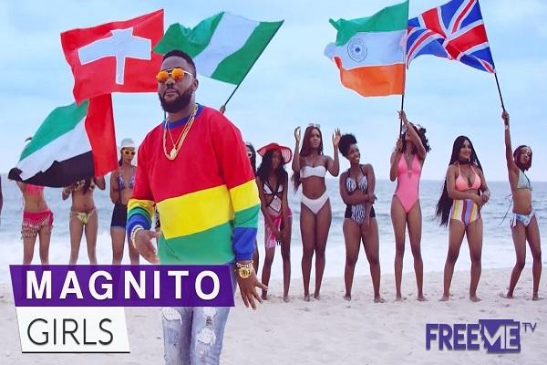 Magnito Girls Video
