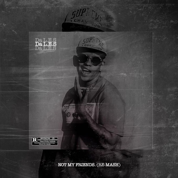 MashBeatz Not My Friends (Re-Mash) Artwork