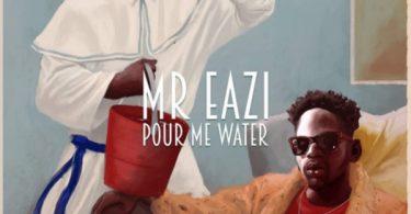 Mr Eazi Pour Me Water Artwork