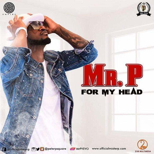 Mr. P For My Head Artwork