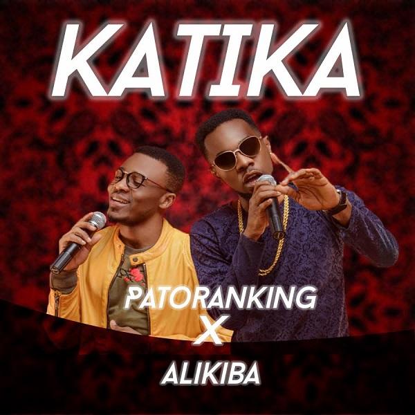 Patoranking AliKiba Katika Artwork