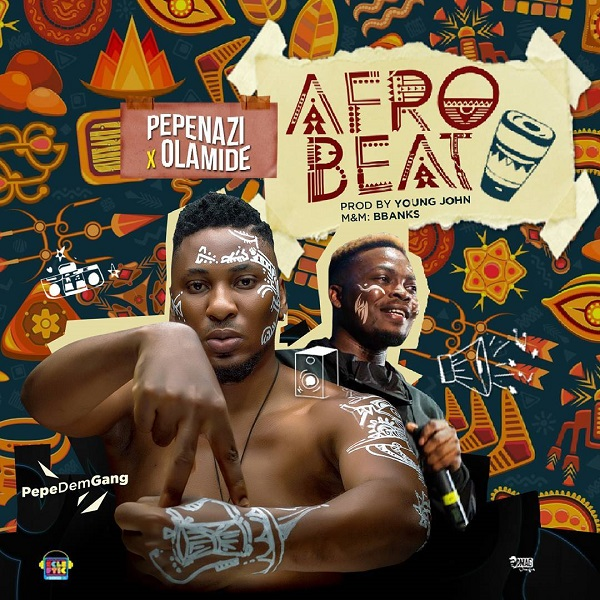 Pepenazi Afrobeat Artwork