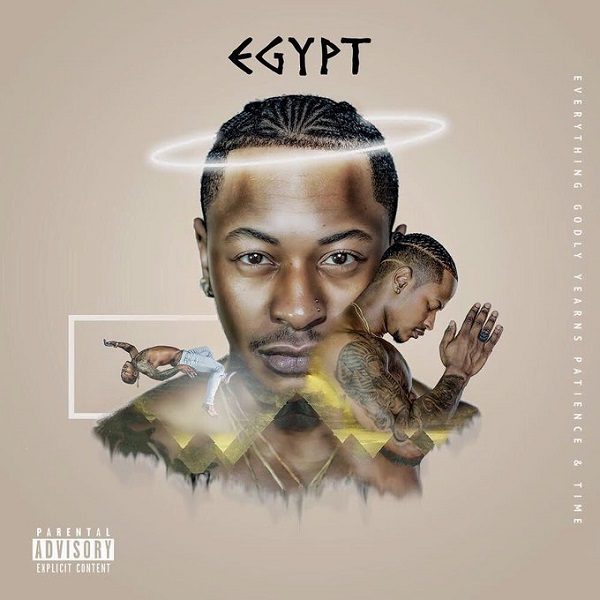 Priddy Ugly EGYPT Album Art