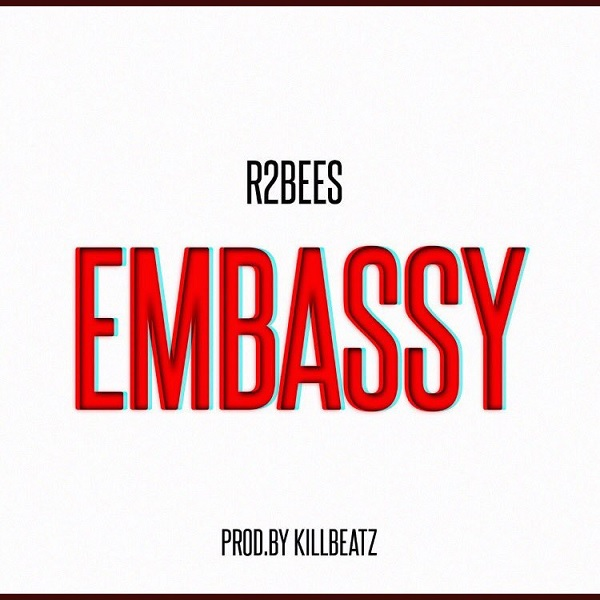 R2Bees Embassy Artwork