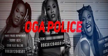 SHiiKANE Oga Police Reloaded Video