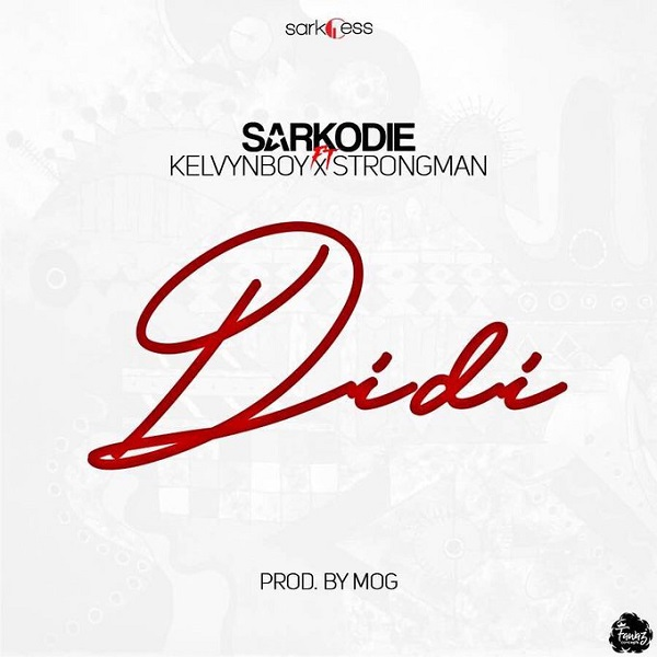 Sarkodie Didi Artwork