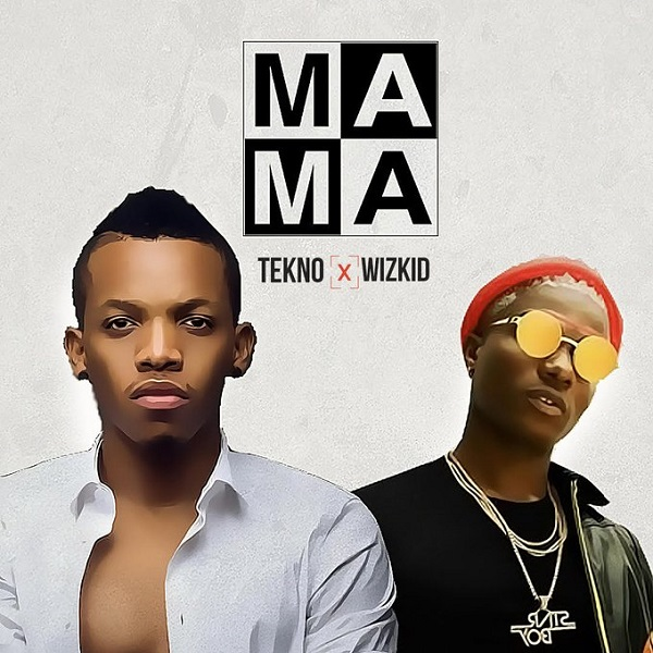 Tekno Wizkid Mama Artwork