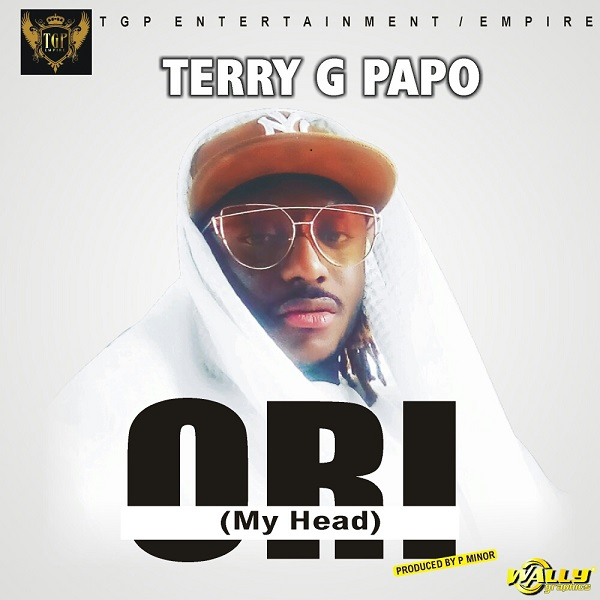 Terry G Ori (My Head) Artwork
